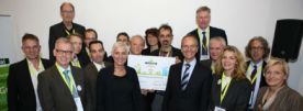 Runner Up Award Green Deal Beton
